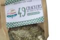 La ferme des 3 terres. crackers aux herbes de Provence