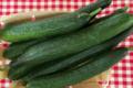 Cueillette du Tronquoy. concombre