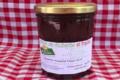 Cueillette du Tronquoy. Confiture fraises rhubarbes