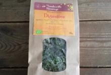 La tambouille sauvage. Tisane digestive