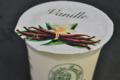 Aux délices de grand mère. yaourt fermier à la vanille