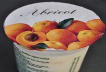 Aux délices de grand mère. yaourt fermier à l'abricot
