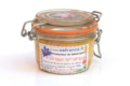 Safrance. foie gras entier au safran