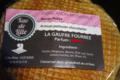 Xav de Lille. Gaufres fourrées parfum rhum