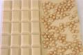 Xav de Lille. chocolat blanc aux perles blanches