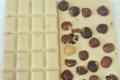 Xav de Lille. tablette chocolat blanc noisettes