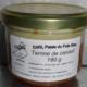 Palais du foie gras. Terrine de canard