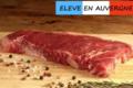 Bisons d'Auvergne. Steaks de Faux-filet de bison
