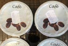 Ferme de la Défière. Crème dessert café