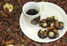Les Chocolats Diot. Mendiants