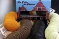 Les Chocolats Diot. La tuile des Flandres