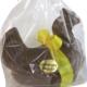 Les Chocolats Diot. Poule en chocolat