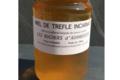 Les ruchers d'Adambroise. Miel de trèfle incarnat