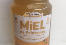 Les ruchers d'Alexandre. Miel de printemps