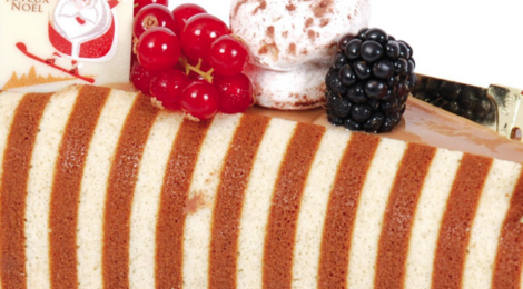 Boulangerie Planckaekt. Bûche planteur Caraïbe