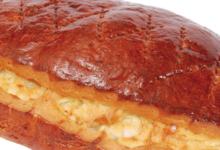 Boulangerie Planckaekt. Coquille au sucre