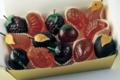 A Trianon, chocolatier confiseur. Pâtes de Fruits Glacées