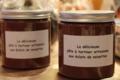 A Trianon, chocolatier confiseur. véritable pâte à tartiner