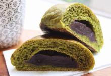 Boris Lumé pâtisserie boulangerie. Le anpan