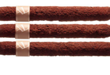 Arnaud Larher. Coffret Dégustation de Cigares en chocolat