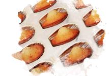 Pâtisserie Gilles Marchal. Les madeleines, notre spécialité