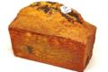 Pâtisserie Gilles Marchal. Cake marbré chocolat vanille