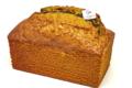 Pâtisserie Gilles Marchal. Cake marbré chocolat pistache