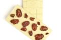 Pâtisserie Gilles Marchal. chocolat blanc noix de pécan caramélisées