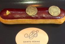 La Boulangerie Sainte Périne. Eclair au chocolat