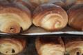 Boulangerie Basso. Pain au chocolat
