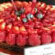 Boulangerie Basso. Tarte aux fraises