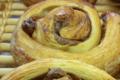 Boulangerie Basso. pain au raisin