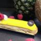 Boulangerie pâtisserie O.Duroc. Eclair ananas coco