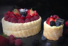 Boulangerie pâtisserie O.Duroc. Charlotte fruits rouges