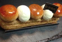 Boulangerie pâtisserie O.Duroc. Eclair saint honoré