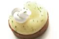 boulangerie Bo. Tarte citron jaune & vert