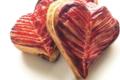 boulangerie Bo. chausson pomme framboise