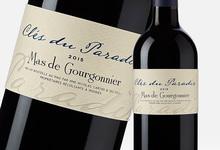 AOC Les Baux de Provence Rouge - Clés du Paradis 2015
