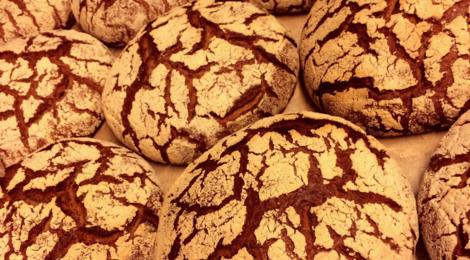 Boulangerie Pâtisserie Bonneau. Pain de seigle