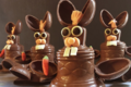 Boulangerie Pâtisserie Bonneau. Chocolats de Pâques