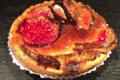 Boulangerie Pâtisserie Bonneau. Tarte aux figues fraiches et amandes