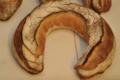 Boulangerie Pâtisserie Bonneau. Fer à cheval tressé
