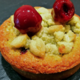 Boulangerie Pâtisserie Vandermeersch. griottes-pistache