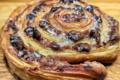 Boulangerie Utopie. Roulé pécan