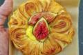 Boulangerie Utopie. Feuilleté figue