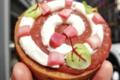 Boulangerie Utopie. Tarte rhubarbe
