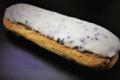 Boulangerie Utopie. Éclair au Sésame Noir du Japon