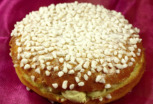 Boulangerie Julien. Tarte Tropézienne