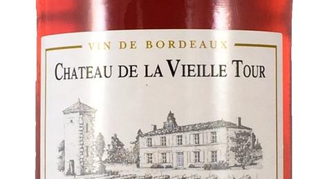 Château de La Vieille Tour 2017 - Rosé - 6 x 0,75L