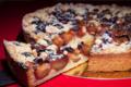 Le Stube. tarte Quetsches-Streusel